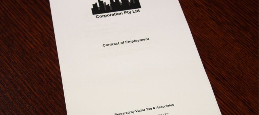 Employment law Melbourne CBD
